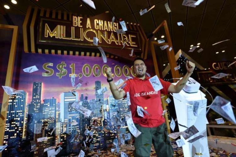 be changi millionaire