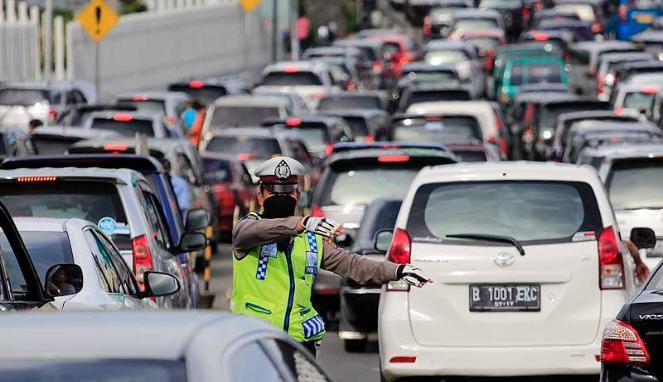 karena kemacetan bisa membunuh produktivitas seseorang