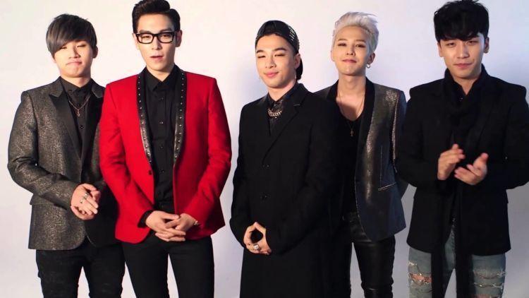 G-Dragon dan Taeyang~