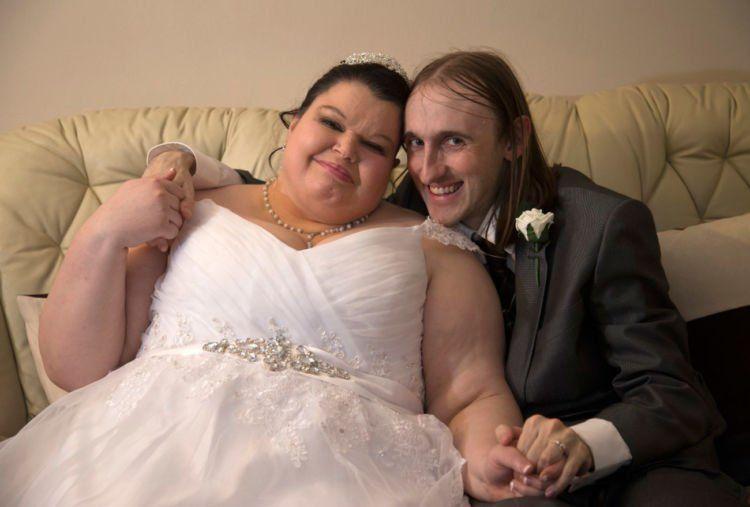 Steve dan Debbi saat menikah 2011 lalu