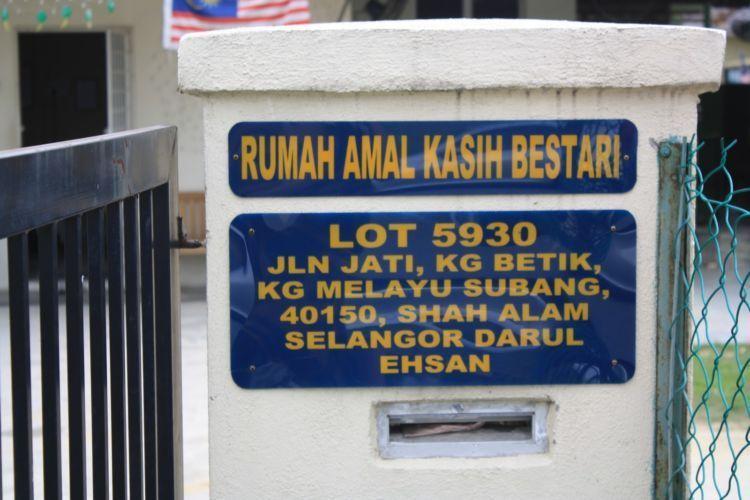alamat rumah