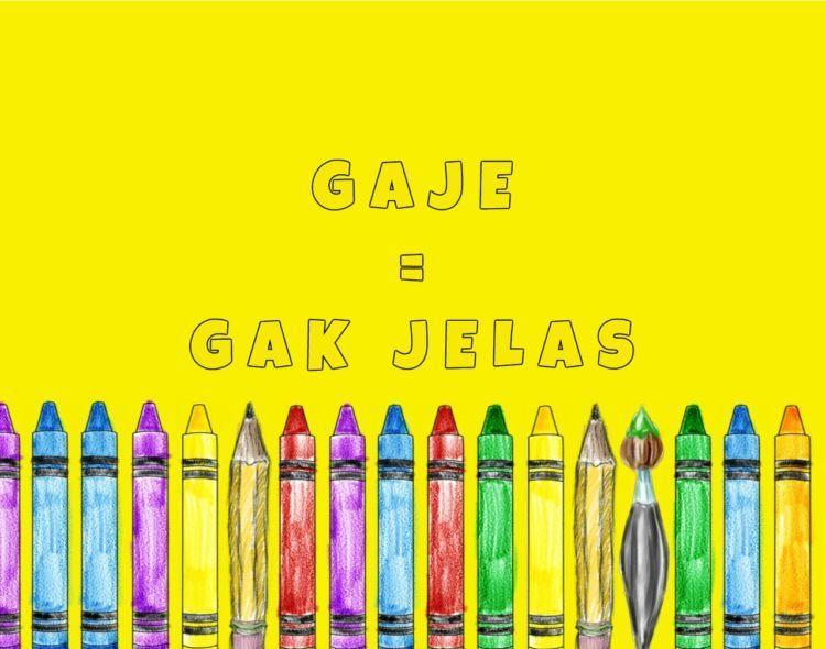 gaje, ah~