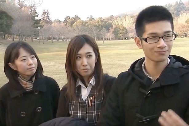 Ketiga anak Otou dan Yumi
