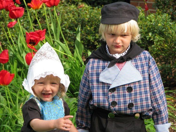 Anak Belanda paling bahagia di dunia