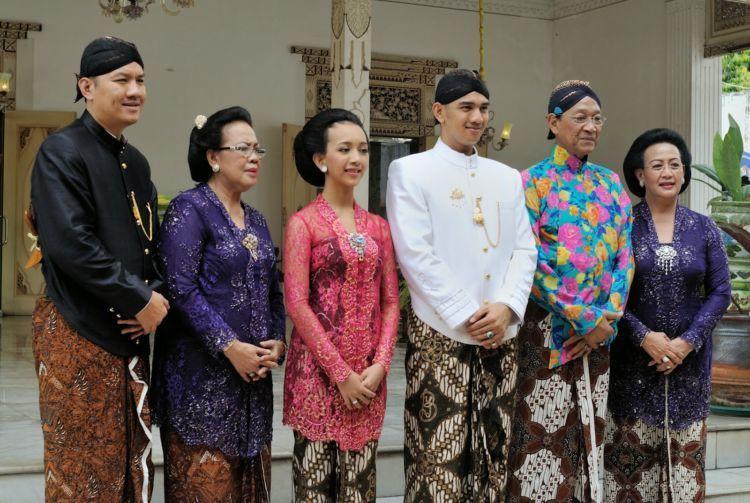 Keluarga keraton Yogyakarta