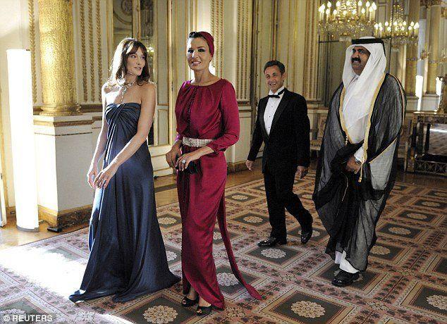 Royal family of Qatar