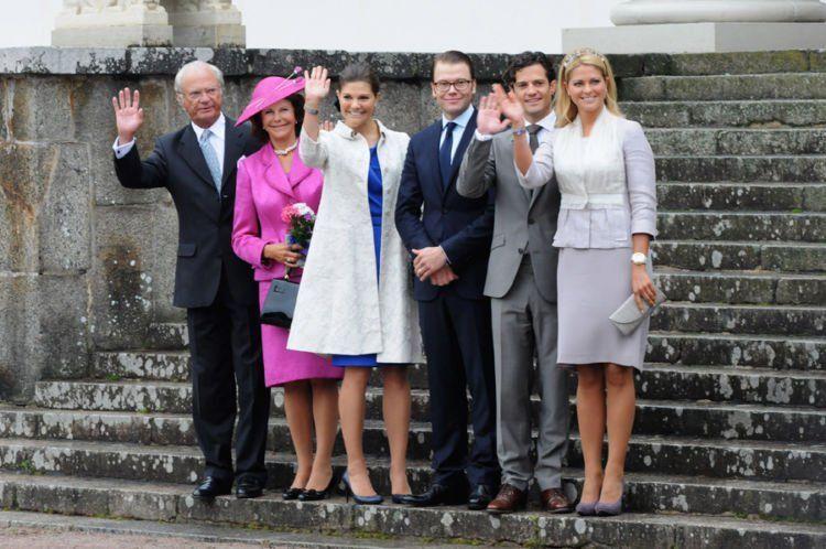 Royal family of Sweden