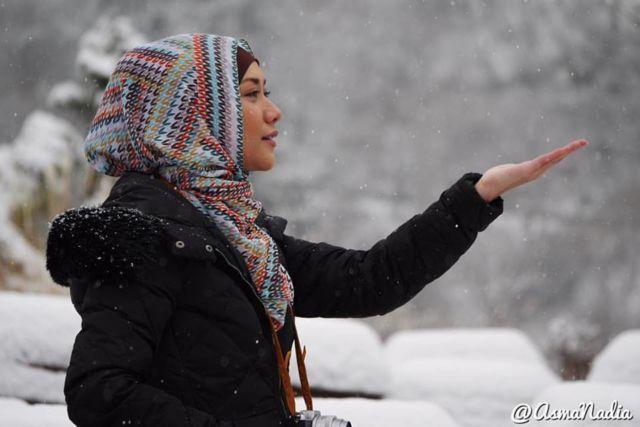 Rania, gadis pemberani dalam mengambil resiko namun hormat kepada orang tua