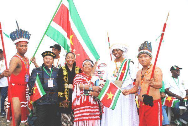 Keberagaman Suriname