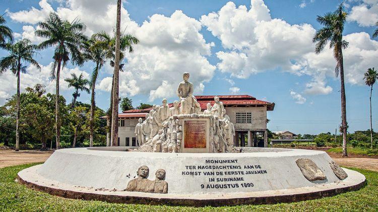 ada monumen orang Jawa