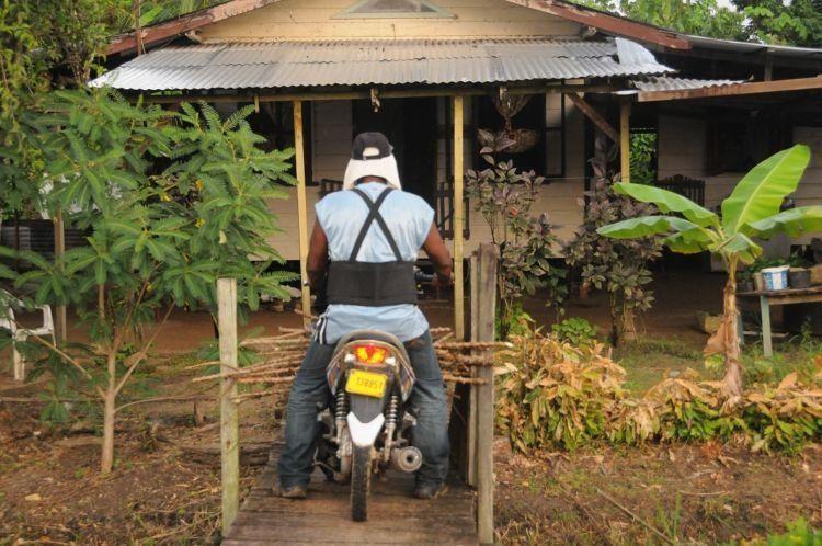 Ini desa di Suriname, bukan Jawa timur ya