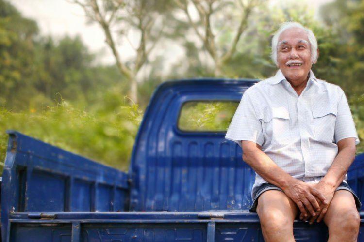 Bob Sadino, pengusaha sukses