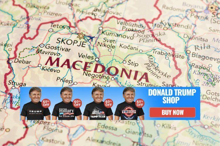 Macedonia diyakini jadi pusat fake news di Facebook