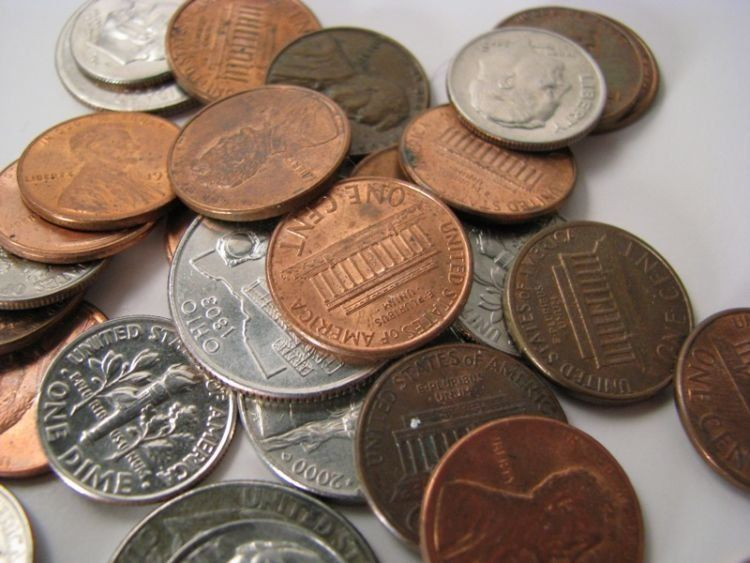koin jadi konclong