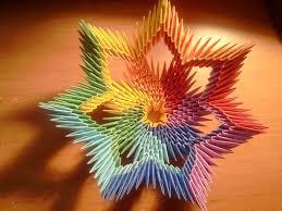 8 Ide Menghias Kamar Pakai Kertas Origami Tinggal Potong Dan Bentuk Sendiri