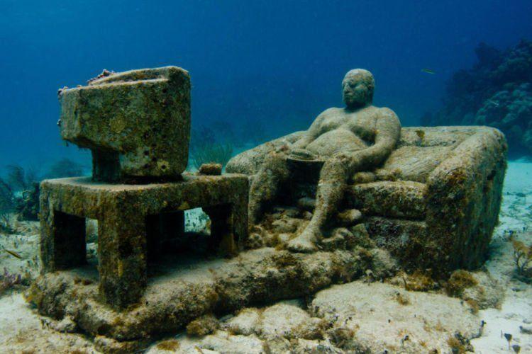 museum bawah air.