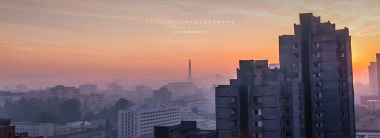 sunrise pyongyang