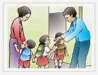 Penerapan Nilai Kesopanan pada Anak