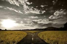 persimpangan jalan kehidupan, a atau b