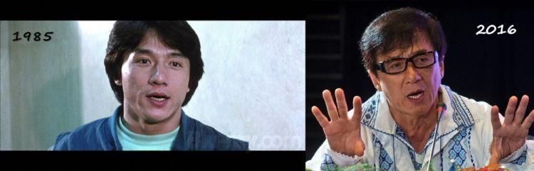 Selain dikenal sebagai aktor, Jackie Chan juga dikenal sebagai sutradara yang perfeksionis