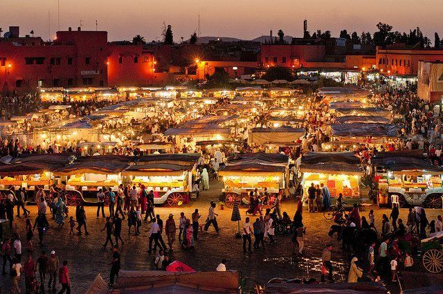 mungkin ini pasar malam terbesar sedunia