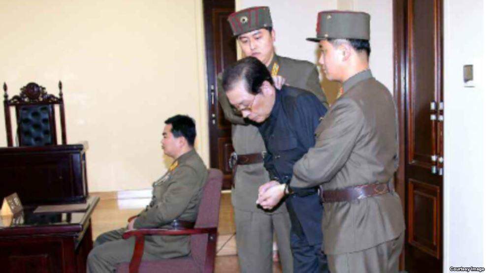 Paman Kim Jong-un yang dieksekusi mati