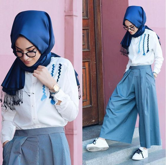 89+  Celana Kulot Dan Bajunya Paling Keren Gratis
