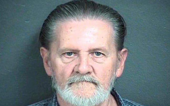 Lawrence Ripple ditangkap setelah merampok bank