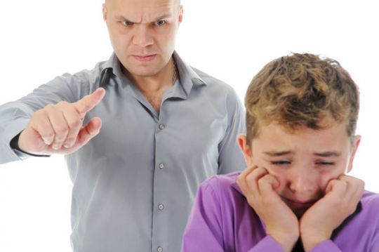 Cara Yang Baik Dalam Memarahi Anak Agar Tidak Berdampak Negatif