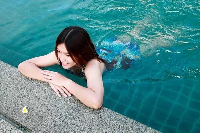 Tetap bisa berenang
