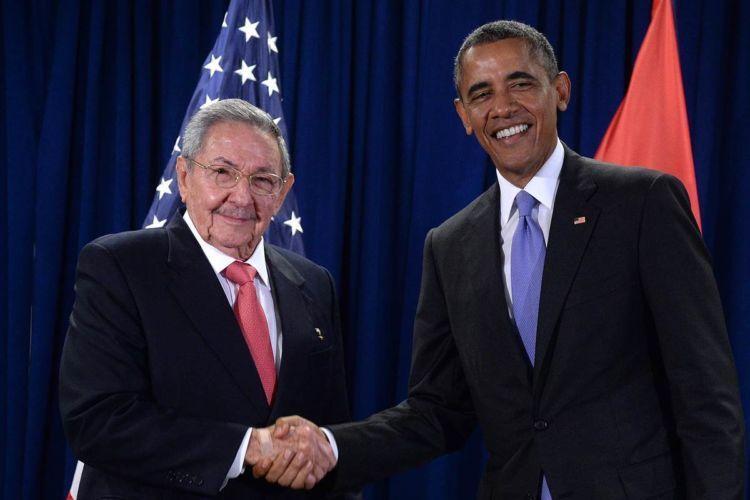 Pertemuan bersejarah yang mengakhiri ketegangan kedua negara.