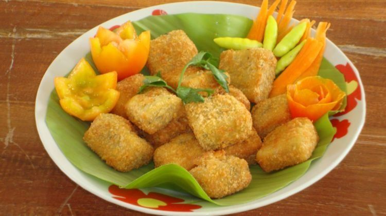 nugget ikan tongkol