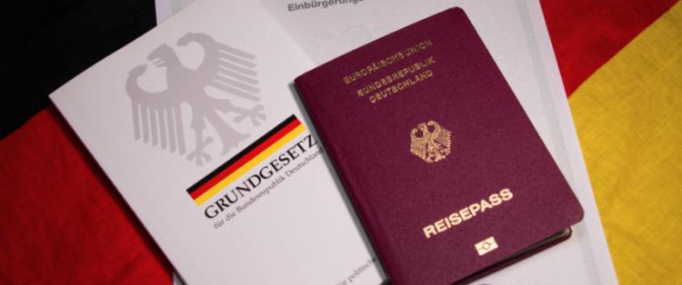 Jerman yang paspornya terkuat