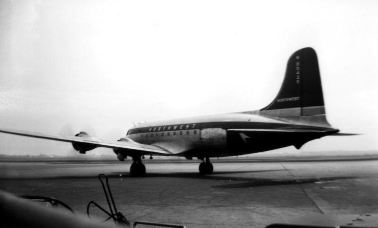 Northwest Orient Flight 2501