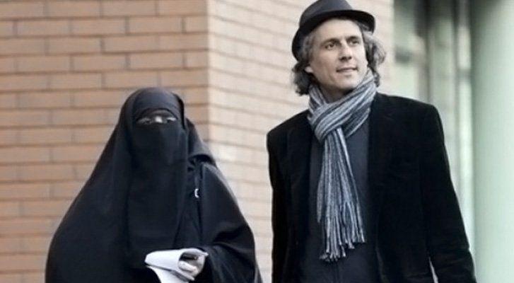 no burqa!