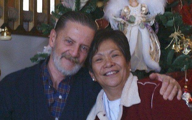 Ripple dan istrinya