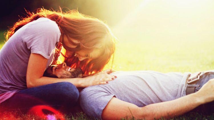 Kalau cowok sayang, pengennya cuman bersama, bukan seks!