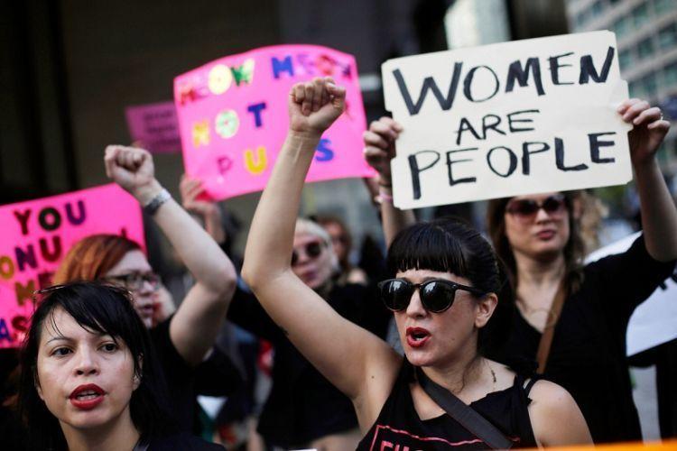 Pasalnya, orang yang jelas-jelas merendahkan perempuan bisa terpilih jadi