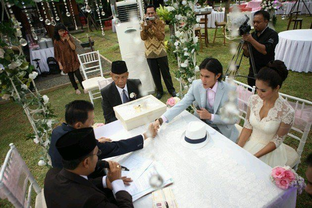 Menikah bukan untuk main-main