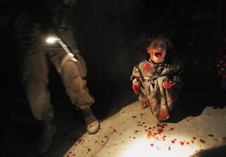 penembakan di Iraq
