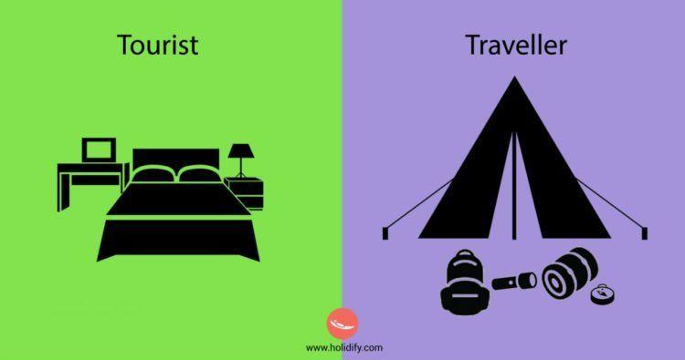 hotel vs tenda