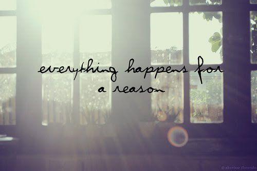 semua yang telah terjadi pasti ada hikmahnya