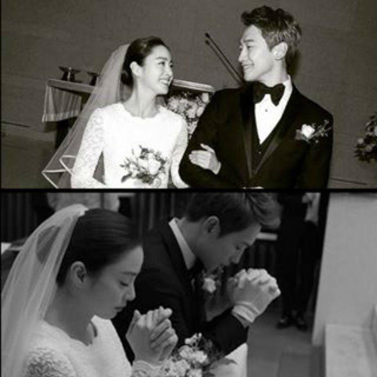 Pernikahan Rain dan KimTae Hee