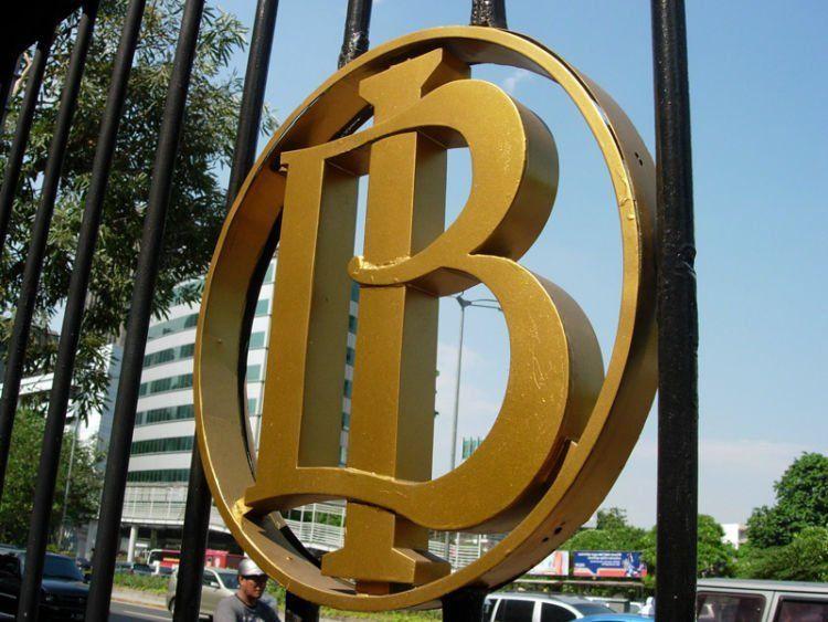 Logo baru BI yang jadi gambar Rectoverso emisi tahun 2014