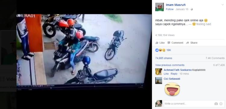 Video ini diunggah oleh Imam Masfuri
