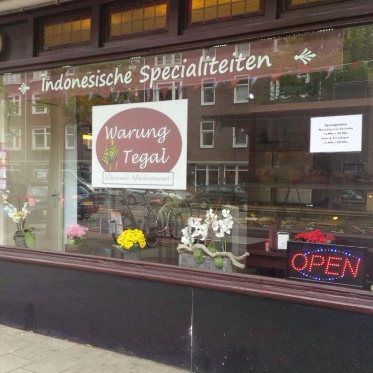 Warteg di Amsterdam