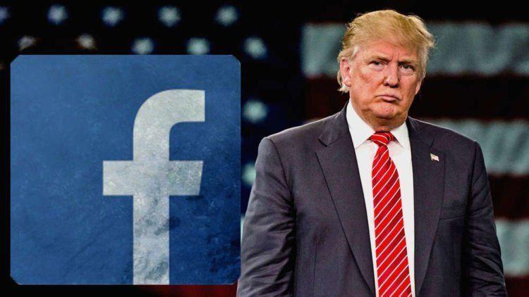 Facebook dituduh biang keladi Trump terpilih jadi presiden Amerika
