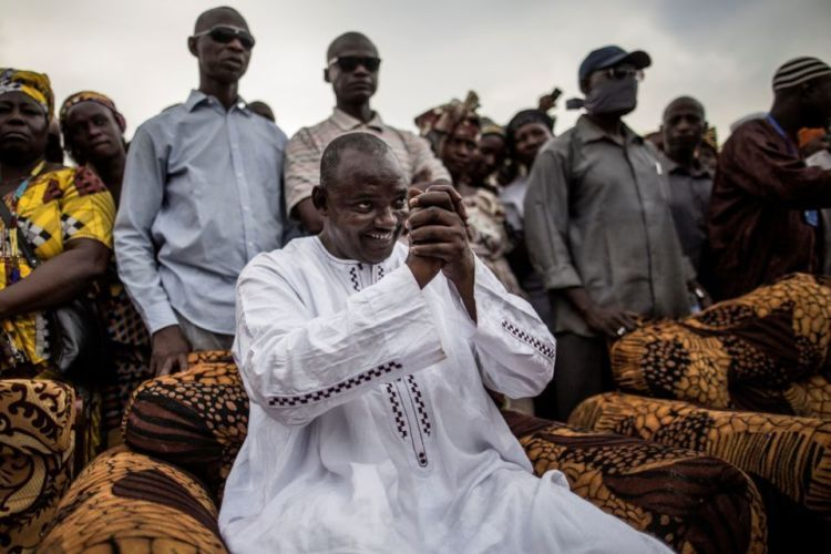 Tantangan bagi presiden terpilih Adama Barrow