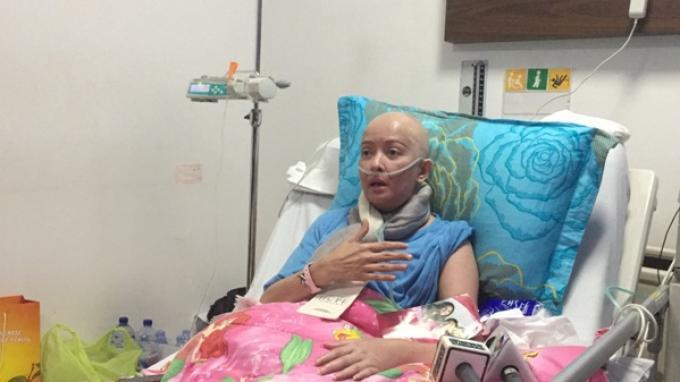 Yana Zein mengidap kanker payudara stadium 4