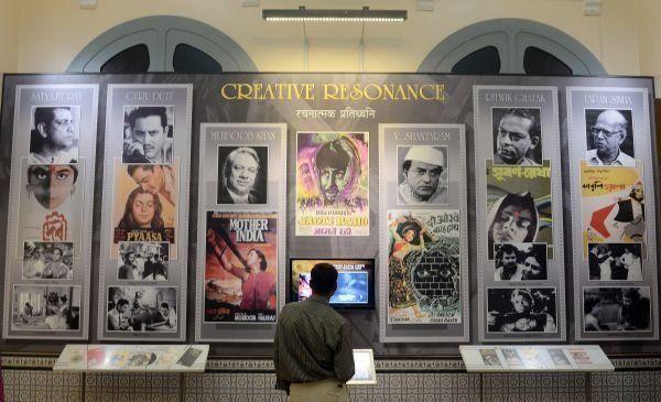 museum ini dibangun untuk memperingati lebih dari 100 tahun hadirnya industri film di India